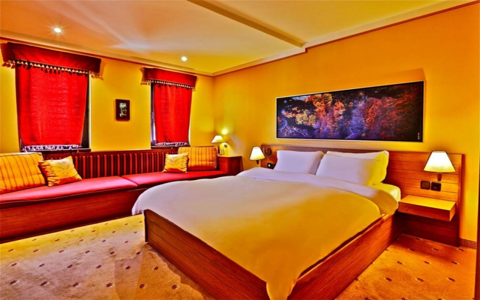 THE OFFER FOR DOUBLE ROOM